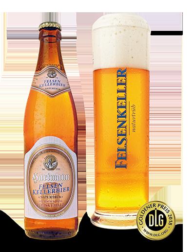 Brauerei Hartmann Felsenkellerbier