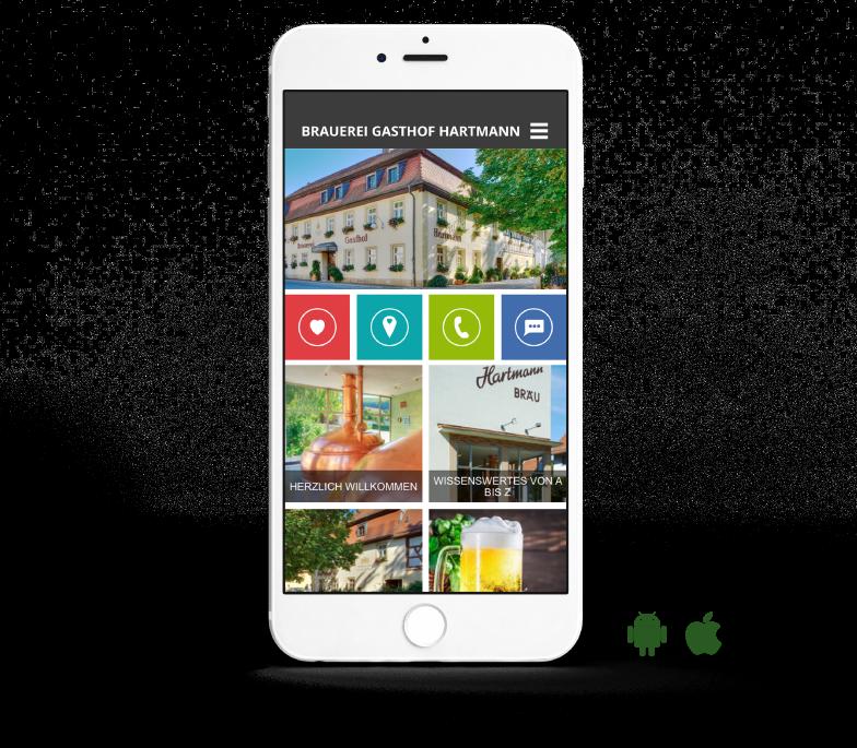Brauerei Gasthof Hartmann App