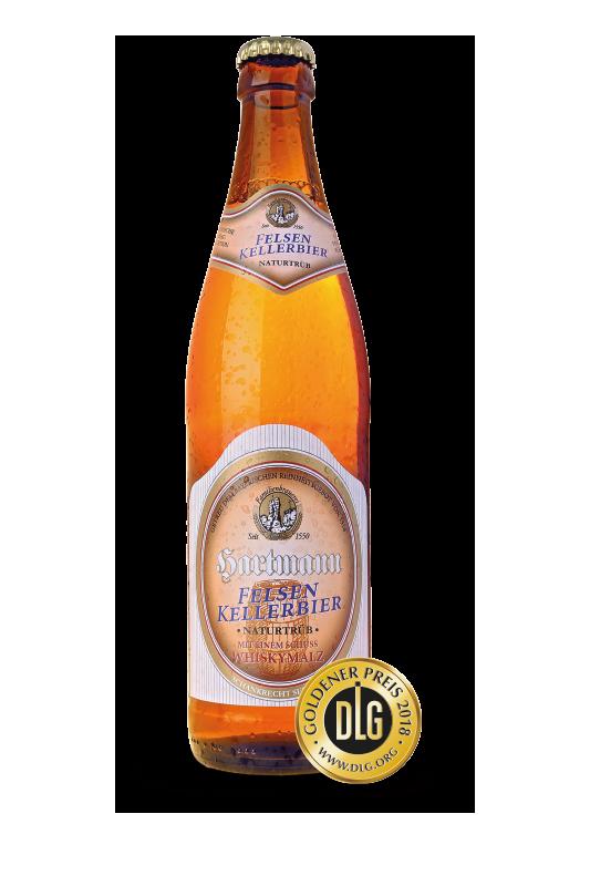 Brauerei Hartmann Felsentrunk