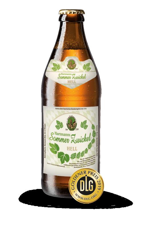 Brauerei Hartmann Sommerzwickel